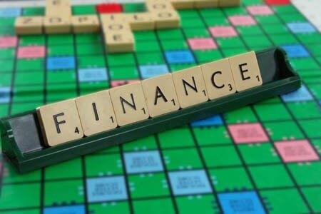 Noun vs  Verb Syllable Stress [Finance] - Voxy