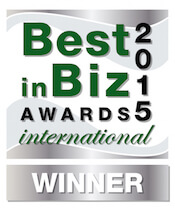 Best in Biz Badge 2015