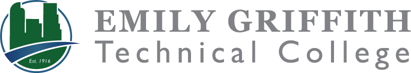 emily griffith technical college logo