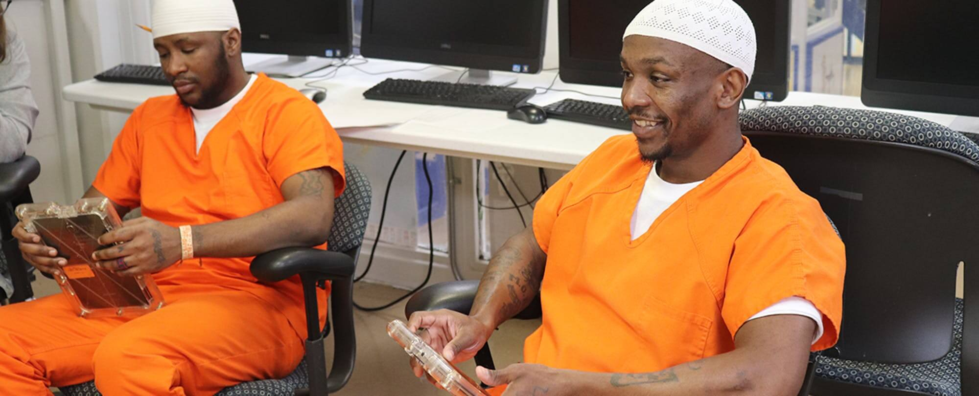 In DC, Teachers Run the Jail. It's Turning Inmates Into Students.