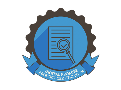 Digital Promise's Research-Based product certification