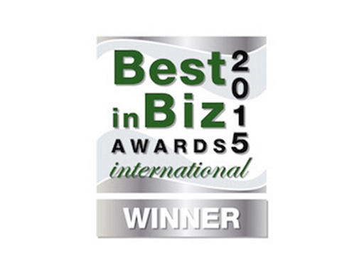 International Best in Biz Award