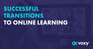Successful Transitions to Online Learning