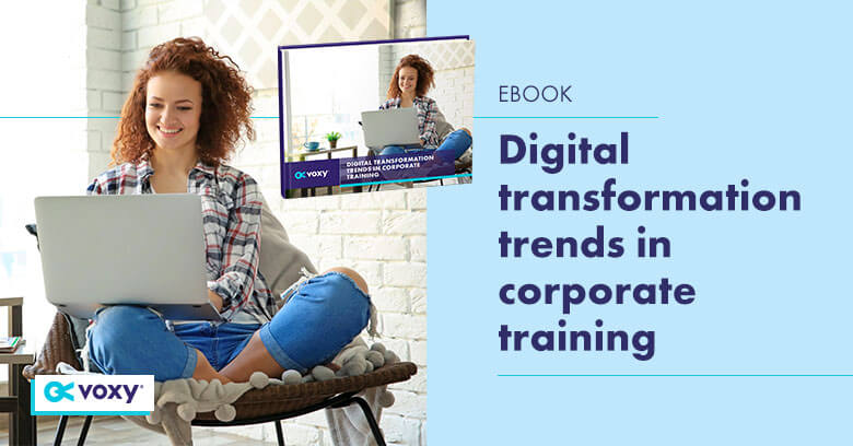 Ebook: Digital transformation trends in corporate training