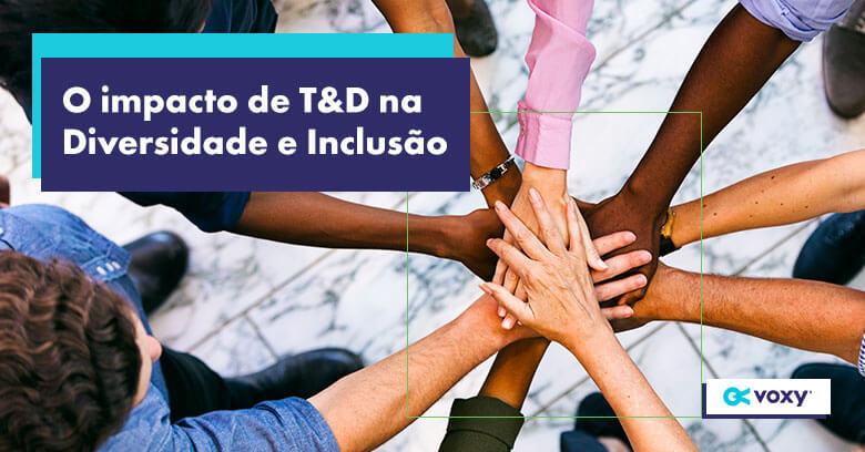Webinar: O impacto de T&D na diversidade e inclusão