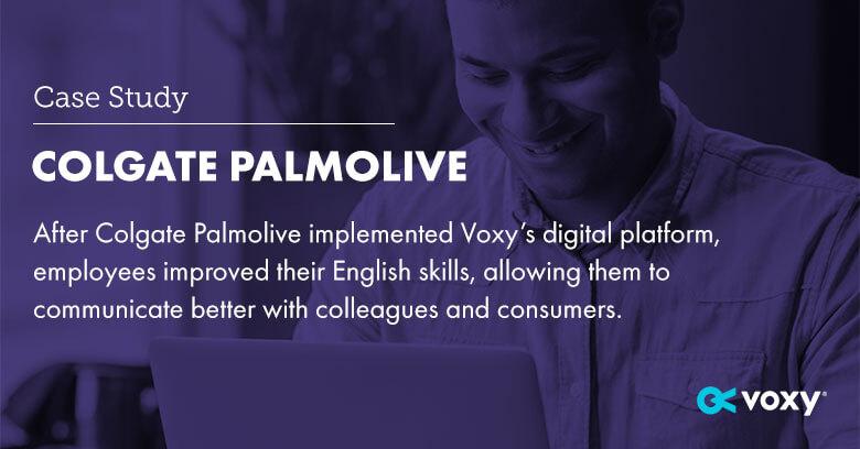 Case Study: Colgate Palmolive