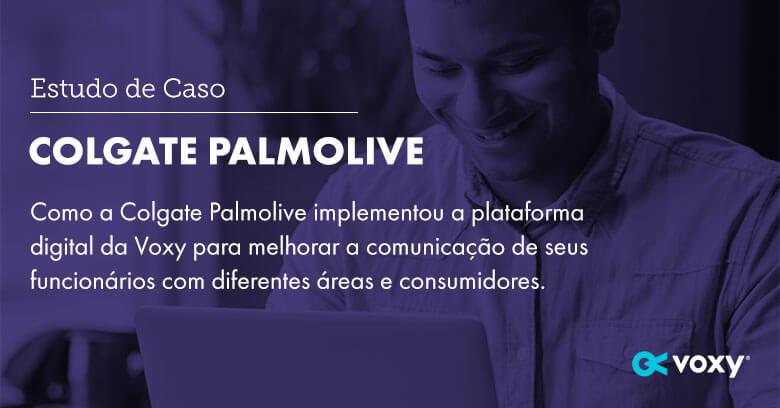 Estudo de Caso: Colgate Palmolive