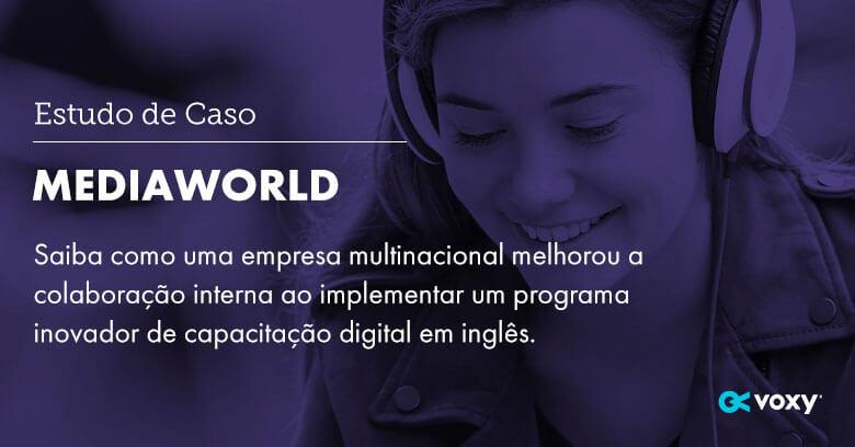 MediaWorld: trazendo escalabilidade ao ensino de idiomas
