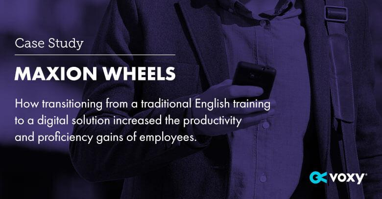 Case Study: Maxion Wheels
