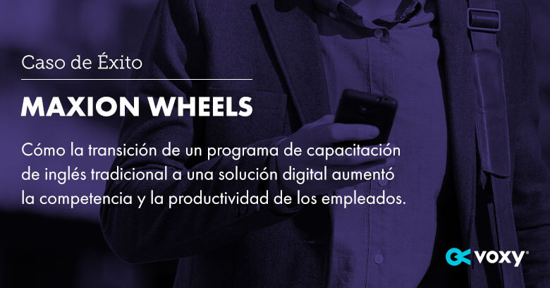 Caso de Éxito: Maxion Wheels