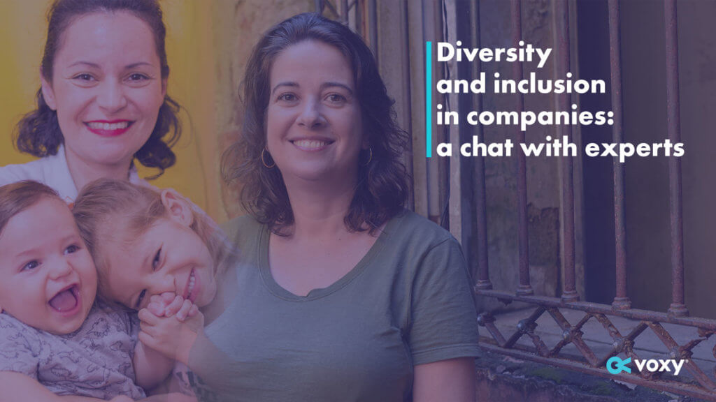 Diversity and inclusion in companies: a chat with experts