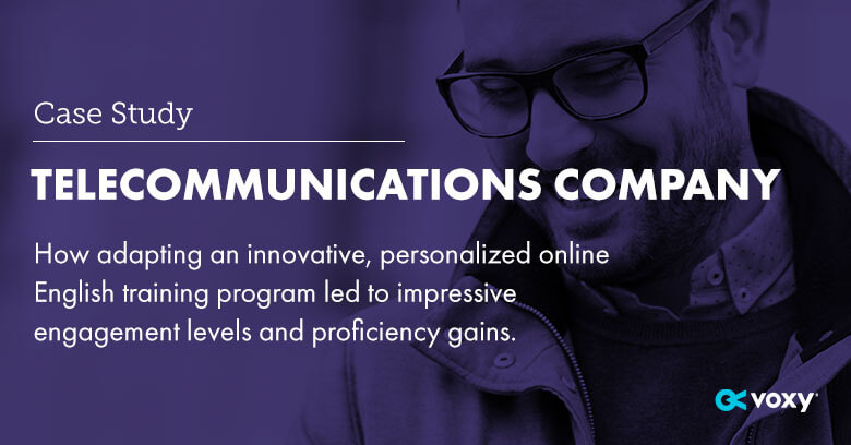 Case Study: Telecommunications Company in Europe