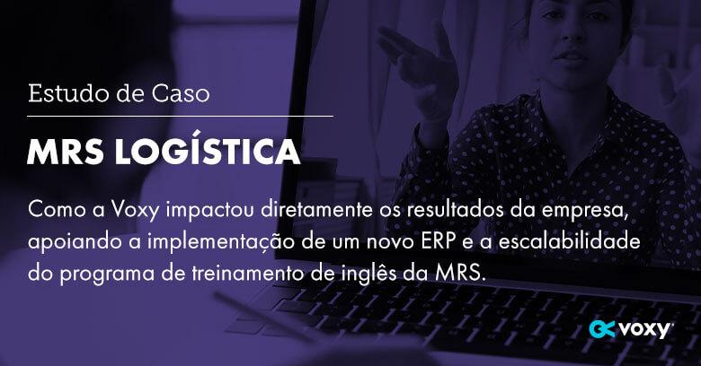 Estudo de Caso: MRS Logística